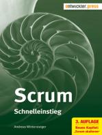Scrum. Schnelleinstieg (3. Aufl.)