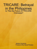 TRICARE: Betrayal in the Philippines
