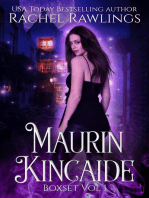 The Maurin Kincaide Series Box Set