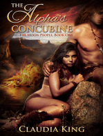 The Alpha's Concubine (The Moon People, Book One)