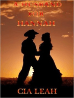 A Husband For Hannah