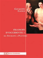 Filosofi d'occidente 1