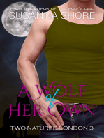 A Wolf of Her Own. Two-Natured London 3.