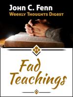 Fad Teachings