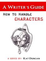 How to Handle Characters