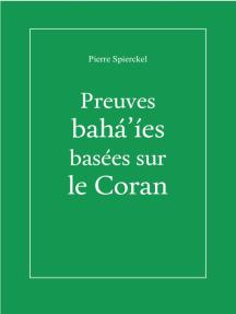 Preuves baha'ies basées sur le Coran