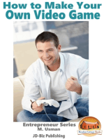 How to Make Your Own Video Game
