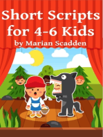 Short Scripts for 4-6 Kids