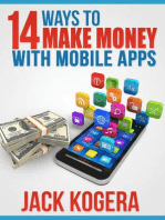 14 Ways To Make Money With Mobile Apps