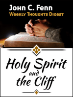 Holy Spirit and the Cliff