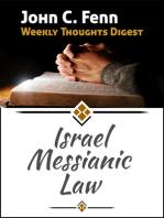 Israel-Messianic-Law