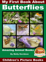 My First Book About Butterflies