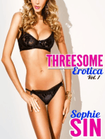 Threesome Erotica Vol. 1