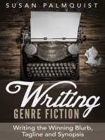 Writing the Winning Blurb, Tagline and Synopsis