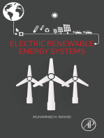 Electric Renewable Energy Systems