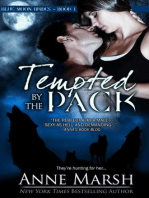 Tempted by the Pack: Blue Moon Brides, #1