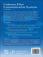 Undersea Fiber Communication Systems