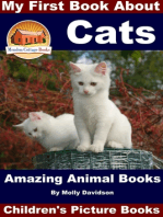 My First Book About Cats