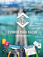 "Evim Dolar Evim: ""Evinden Para Kazan"""