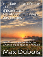 HaitianChantsofHope - Chants d'Espérance's Greatest Hits, Songs, and Hymns: Hymns to Hope and Faith, #1
