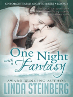 One Night with a Fantasy (Unforgettable Nights, #2)