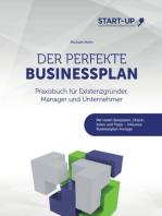Der perfekte Businessplan