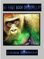My First Book on Gorillas