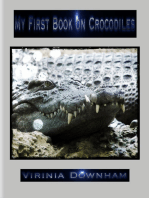 My First Book on Crocodiles