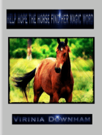 Help Hope the Horse Find Her Magic Word