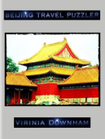 Beijing Travel Puzzler