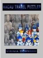 Macau Travel Puzzler
