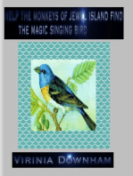 Help the Monkeys of Jewel Island Find the Magic Singing Bird