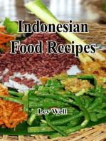 Indonesian Food Recipes