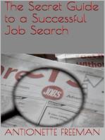 The Secret Guide to a Successful Job Search
