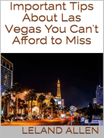 Important Tips About Las Vegas You Can't Afford to Miss
