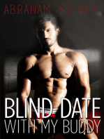 Blind Date With My Buddy (Gay First Time Erotica)