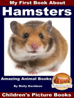 My First Book About Hamsters