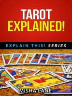 Tarot Explained! (Explain This! Series, #5)