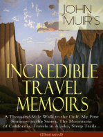 John Muir's Incredible Travel Memoirs