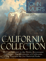 JOHN MUIR'S CALIFORNIA COLLECTION