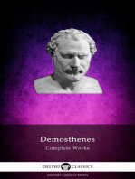 Complete Works of Demosthenes (Delphi Classics)
