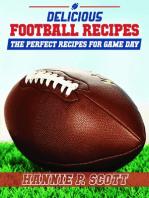 Delicious Football Recipes