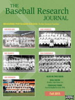 Baseball Research Journal Vol. 44 Issue 2