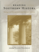 Reading Southern History