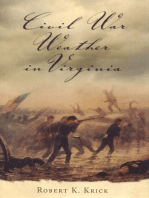 Civil War Weather in Virginia
