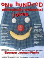 One Hundred Whimsically Whimsical Jokes