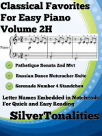 Classical Favorites for Easy Piano Volume 2 H