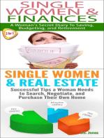 Single Women & Finances & Single Women & Real Estate
