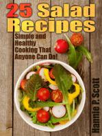 25 Salad Recipes