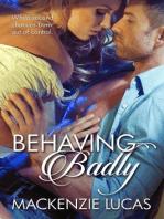 Behaving Badly (Essence Series novella)
